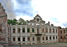 Ruiny Zamku Hatzfeldów - Żmigród