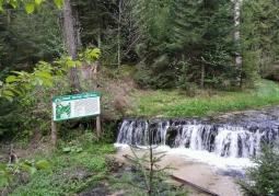 Zdjęcie: Wodospad Jeleń