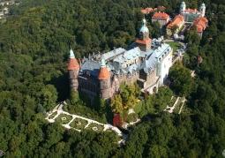 Zamek z lotu ptaka
