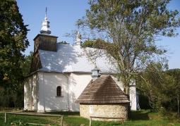 Cerkiew św. Męczennicy Paraskewii - Łopienka