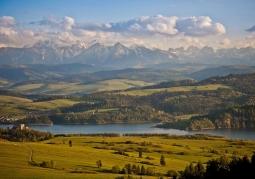 Góra Wdżar - Kluszkowce