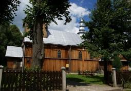 Cerkiew w Bezmiechowej