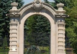 Brama wejścia do Zoo