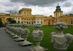 Zespół pałacowo-parkowy w Wilanowie - Warszawa
