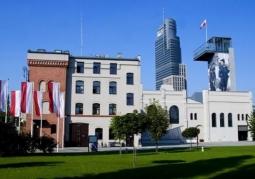 Budynek i wieża muzealna