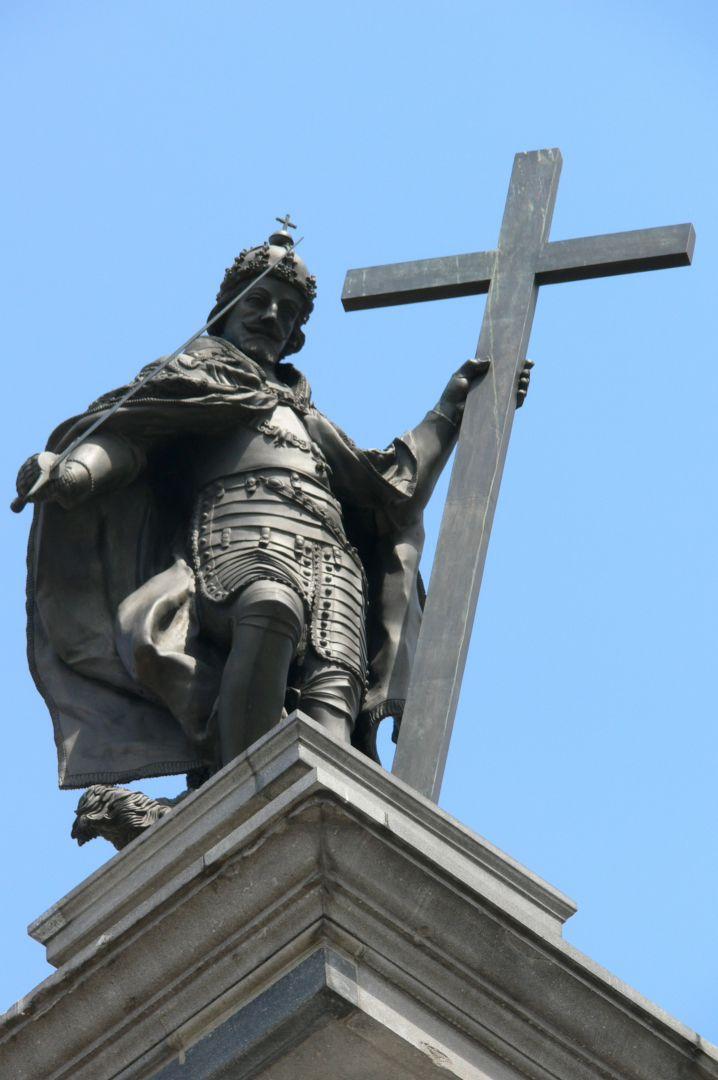 Posąg króla Zygmunta III Wazy