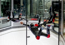 Flyspot - Warsaw Indoor Skydiving - Mory