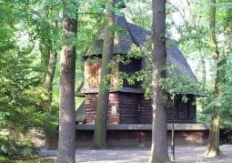 Kościół św. Jana Nepomucena - Park Szczytnicki