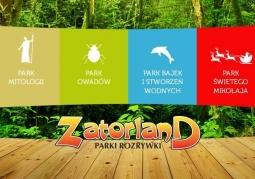 Park Ruchomych Dinozaurów Zatorland - Zator