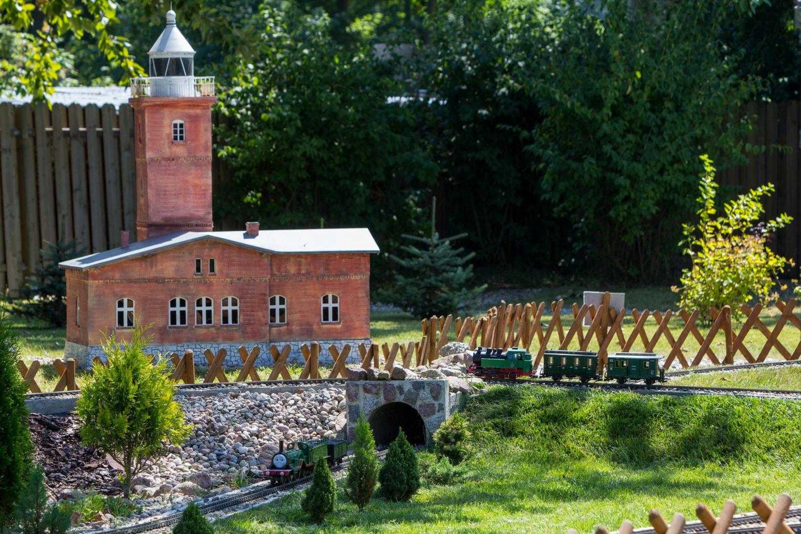 Nadmorski Park Miniatur i Kolejek