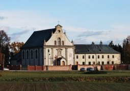 Sanktuarium Matki Bożej Cygańskiej w Rywałdzie - Radzyń Chełmiński