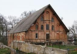 Młyn Górny - Malbork