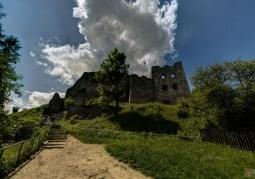 Zamek Czorsztyn - Czorsztyn
