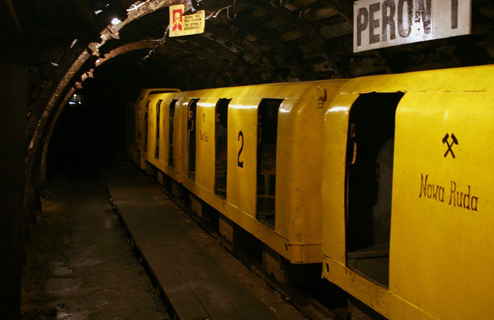 Kolejka podziemna
