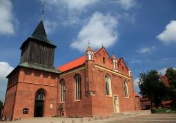 Kościół św. Jana - Malbork