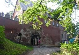 Zamek Grodno - Zagórze Śląskie