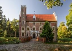Zamek Nawodny - Wojnowice