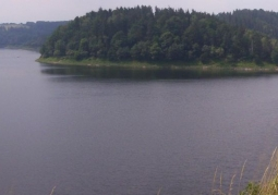 Panorama jeziora