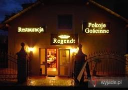 Restauracja i Pokoje Gościnne Regendt