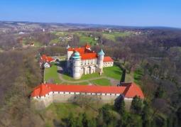 Zamek Kmitów i Lubomirskich