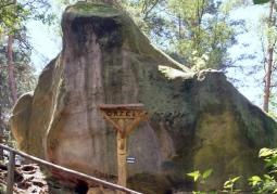 Formacja skalna Orzeł
