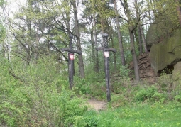 Miecze pod skałą Grunwald