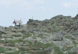Piętro alpejskie na Babiej Górze