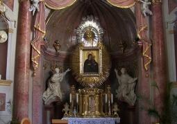 Kaplica z obrazem Matki Boskiej Pokornej