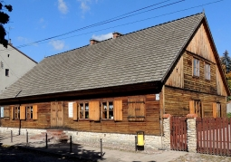 Zdjęcie: Dom urodzenia św. Maksymiliana Kolbe w Zduńskiej Woli