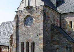 Kościół od strony prezbiterium