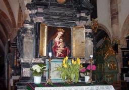 Ołtarz Matki Boskiej Pocieszenia