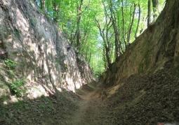 Wąwóz Świętej Królowej Jadwigi - Sandomierz