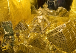 Ekspozycja pełna złota