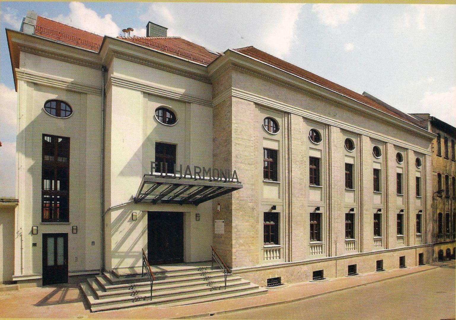 Siedziba Zabrzańskiej Filharmoni
