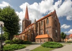 Mury Kościoła św. Michała Archanioła
