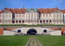 Zamek Królewski od strony Wisły