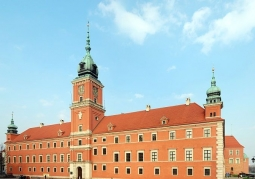 Zamek Królewski - Stare Miasto