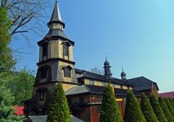 Kościół parafialny w Zawoji