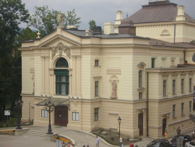 Gmach Teatru Polskiego w Bielsku-Białej