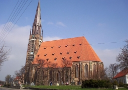 Kościół Mariacki pw. Najświętszej Marii Panny - Stare Miasto