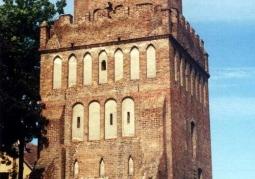 Brama Barnkowska - Stare Miasto
