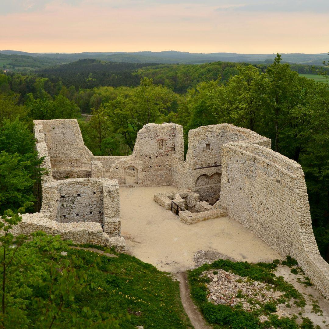 Ruiny Zamku Rycerskiego