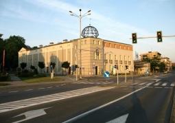 Budynek Teatru Muzycznego w Gliwicach