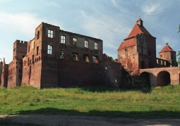 Ruiny Zamku Kapituły Pomezańskiej