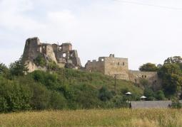 Zamek Kamieniec - Korczyna