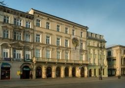 Międzynarodowe Centrum Kultury - Stare Miasto