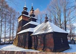Budynek cerkwii w Powroźniku