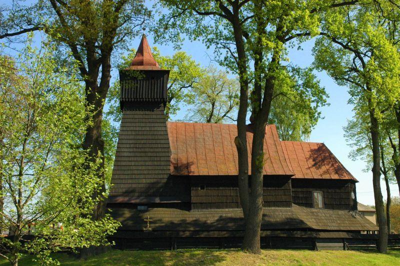 Zabytkowy kościół