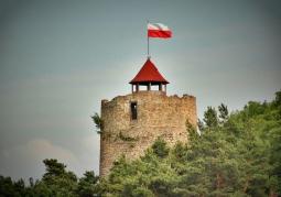Ruiny Zamku Królewskiego - Czchów