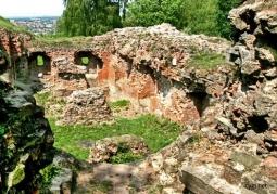 Ruiny Zamku Tarnowskich